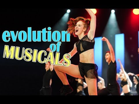 EVOLUTION OF MUSICALS (Live Dance Performance) | SPIRIT YPC at MOVE IT 2019