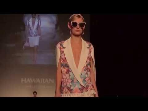Honolulu Fashion Week 2016: Greedilous