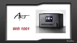 Radio internetowe ART Wifi 1001 - czyli tysiące stacji w zasięgu ręki