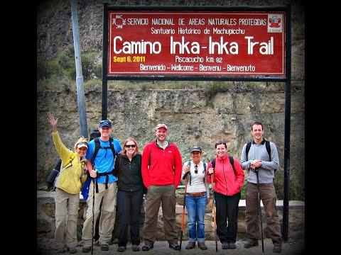 Machu Picchu - Part 1