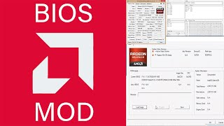 how to BIOS mod all RX cards