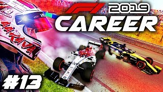 [26.03 MB] F1 2019 CAREER MODE Part 13: MASSIVE CRASH AT HUNGARY!