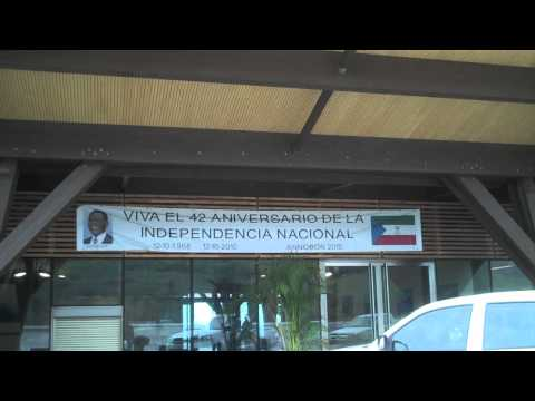 Annobón Airport Official Opening - Equatorial Guinea