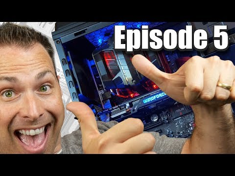 Beginners Guide: How to Build a Gaming PC Ep. 5 - Your UEFI/BIOS, Installing Windows & Drivers