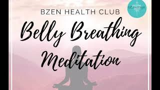 bZen Belly Breathing Meditation