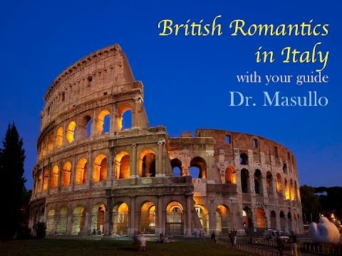 Special Feature: British Romantic Poets in Italy (2015)