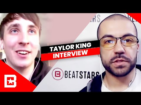 Taylor King Talks Growing His Online Beat Sales (Full Interview)