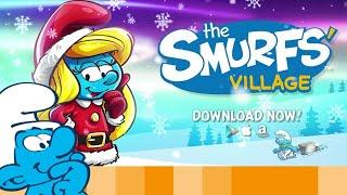 Smurfs' Village: New Christmas Update • สเมิร์ฟ