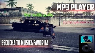 GTA SA : MP3 Player Escucha Tu Musica Favorita