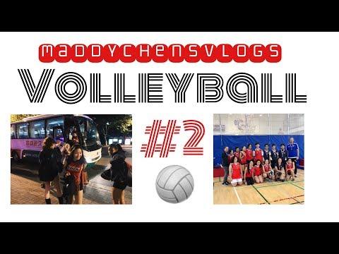Volleyball Vlog #2- Aksil, Shanghai