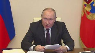 Такого раньше НЕ БЫЛО в России! Важное заявление Путина об экономической ситуации в стране