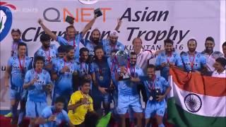 India Vs Pakistan - Final     Asian Champions trophy     Hockey 2016   30th October 2016