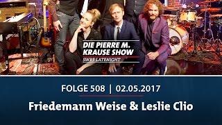 Die Pierre M. Krause Show vom 02.05.2017