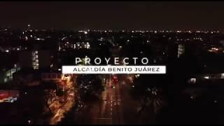 Vídeo Alumbrado Público Alcaldía Benito Juárez