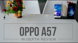 OPPO A57 (Gold & Grey color) IN-DEPTH REVIEW: Build, Design, Software, UI, Hardware, Camera Features