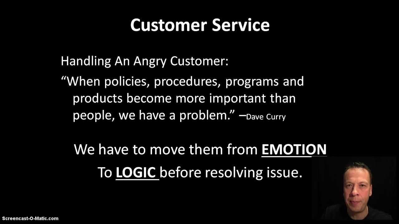 customer service and handling difficult customers manager customer service and handling difficult customers manager supervisor leadership training part 9