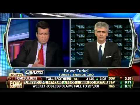 Bruce Turkel on Fox Business' Cavuto: Ebola patient in the US and the airlines response.