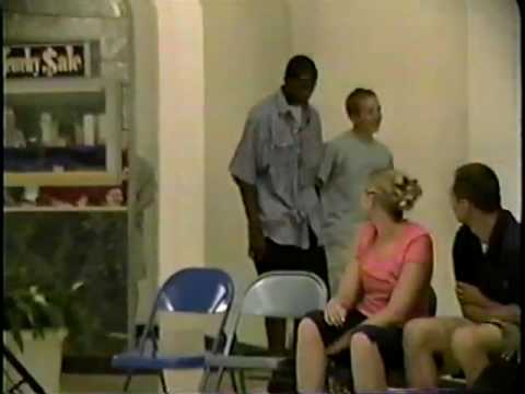 Melissa Barnes - Stage Hypnosis Demo - Laugh Police