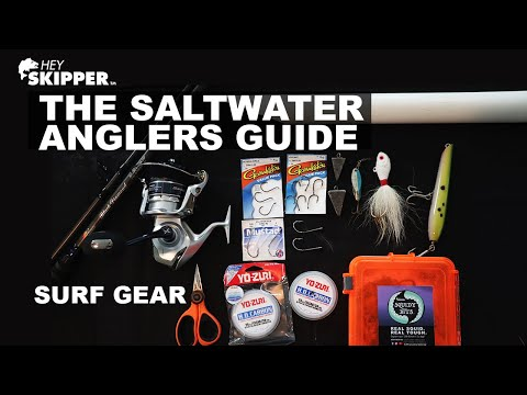 Choosing Surf Fishing Gear: DON'T WASTE MONEY & TIME!