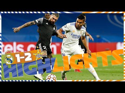 HIGHLIGHTS | Real Madrid 1-2 Sheriff | UEFA Champions League