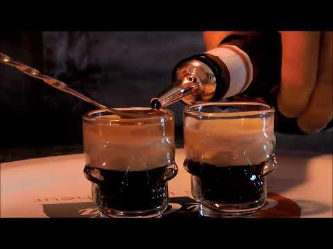 recette cocktail :Le B 52