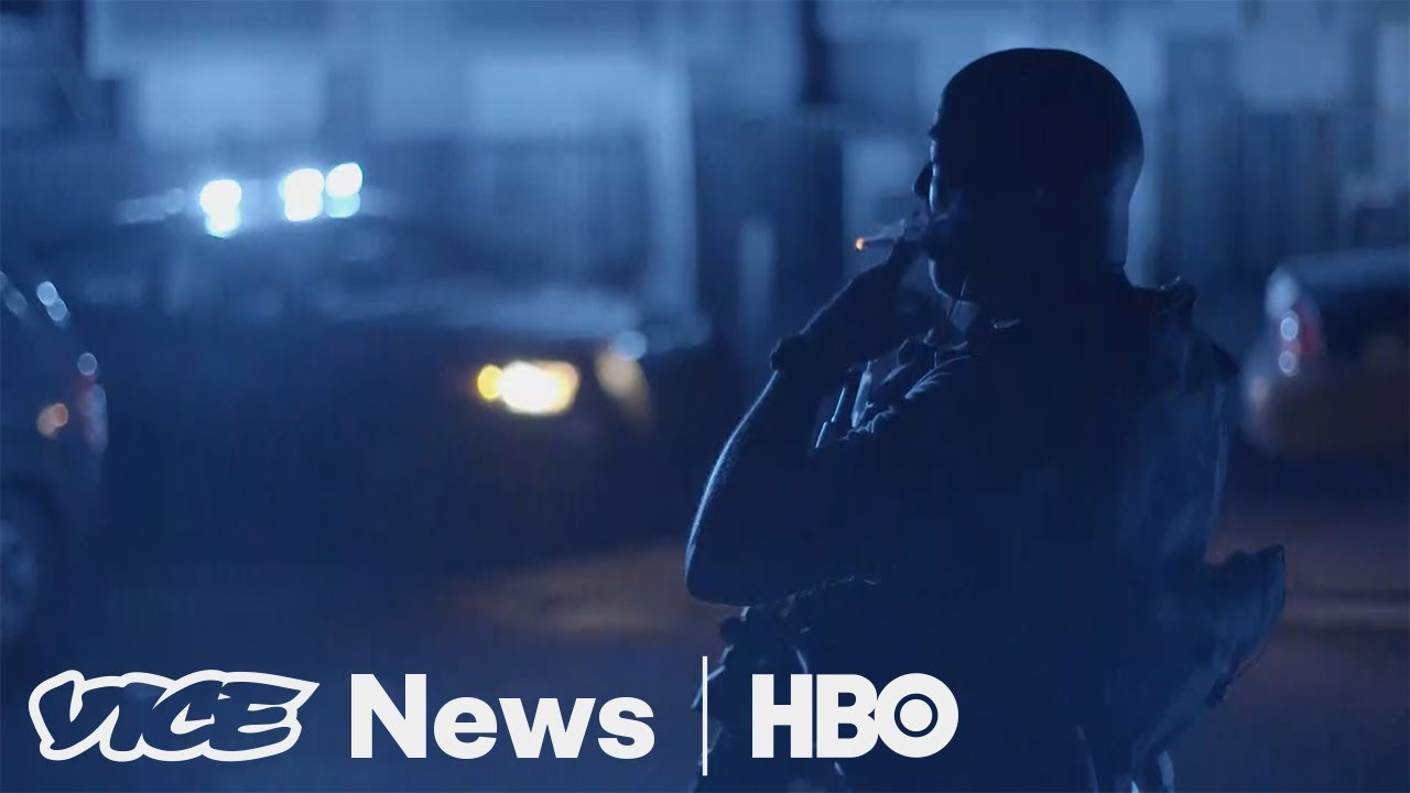 On The Night Watch In Post-Hurricane Puerto Rico (HBO)