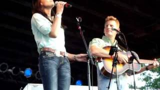 Joey + Rory Sweet Emmylou Solomons Maryland May 2010