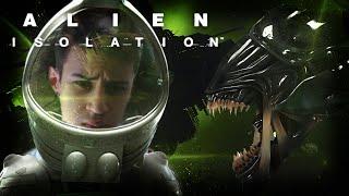 APRENDA A SOBREVIVER NO ESPAÇO - Alien Isolation (Halloween)