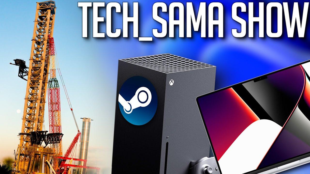 Download Tech_Sama Show #210 : SpaceX Starship, M1 Max et Pro Testé, Fix Windows 11