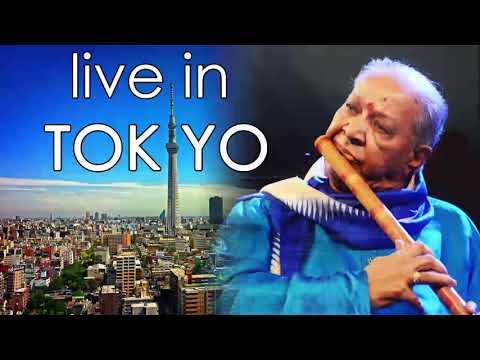 Latest Concert of Hariprasad Chaurasia 25/10/17 | Hariprasad Chaurasia live in TOKYO | Tokyo Concert