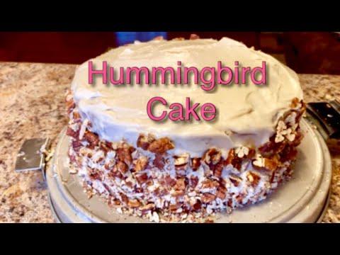 Hummingbird Cake| Fresh Chicken Eggs