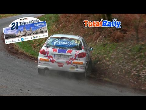 Rally de A Coruña 2017 - TotalRally [HD]