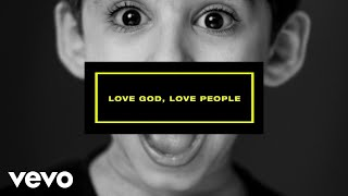 Danny Gokey - Love God Love People (Lyric Video) ft. Michael W. Smith