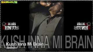 Aidonia - Kush Inna Mi Brain (Raw) [Money Box Riddim] June 2012