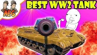 Stronk German Light Tank!