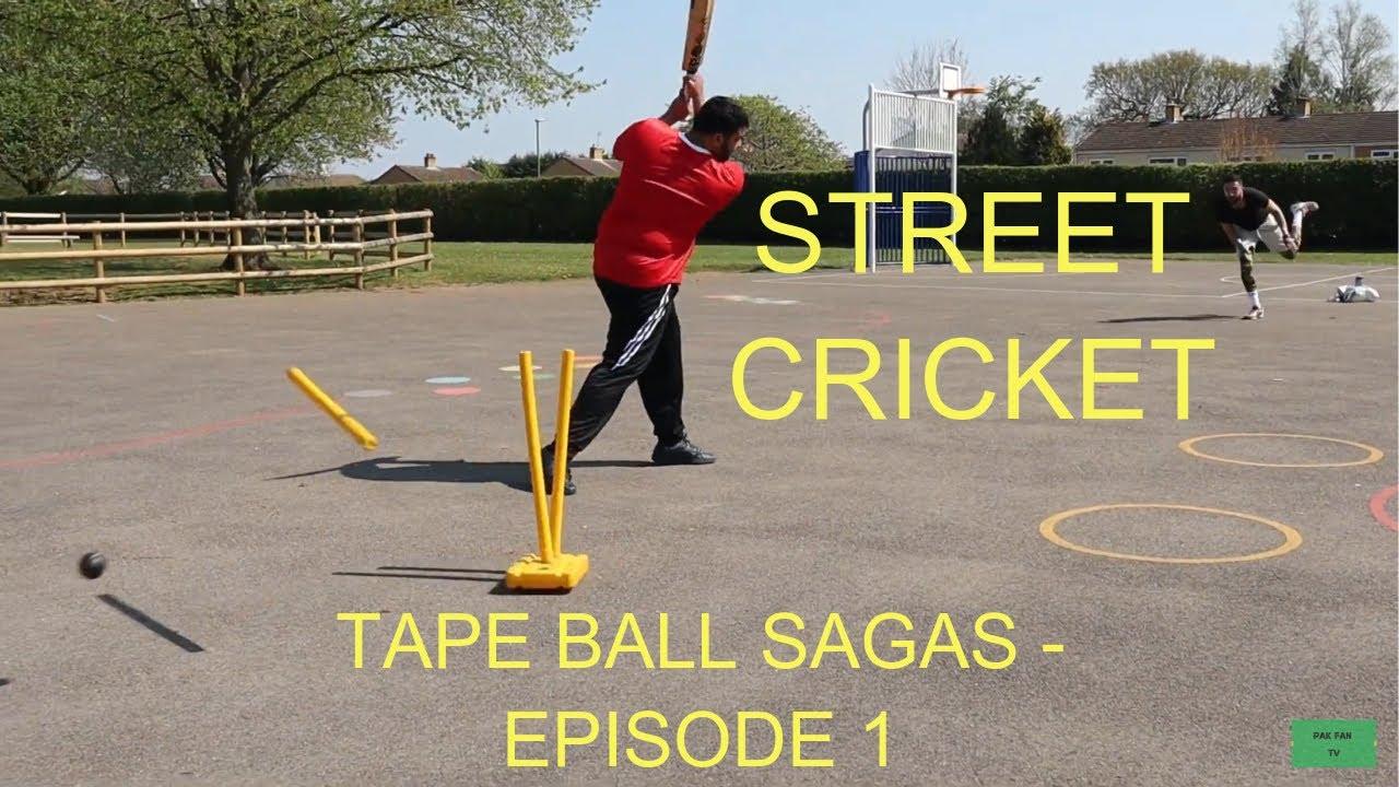 Street Cricket - Tape Ball Sagas - Episode 1