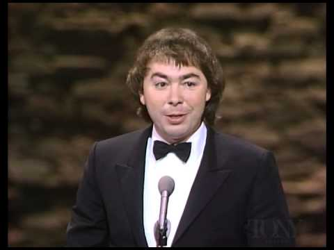 1988 Tony Awards - THE PHANTOM OF THE OPERA - Best Musical