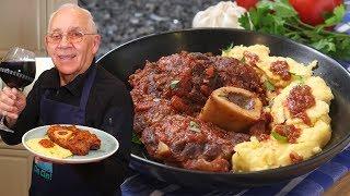 Osso Buco with Polenta Recipe