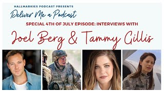 Deliver Me a Podcast Ep. 17: Bonus 4th of July Interviews with Joel Berg and Tammy Gillis