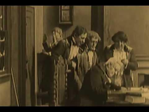 A Christmas Carol (1910) [Remastered] - (Un Cuento de Navidad) - Thomas Edison Film Production