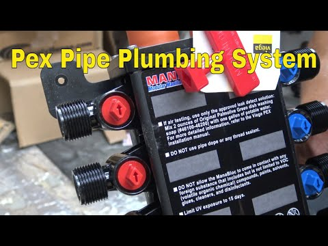 Pex Pipe Plumbing (The Complete Series) 👍👍👍