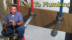 Pex Pipe Plumbing (How To Plumbing Official Playlist)