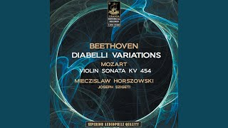 33 Variations on a Waltz by Diabelli, Op. 120: XXXIII. Variation 32: Fuga: Allegro