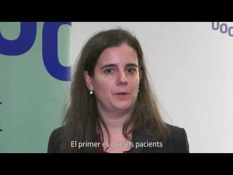Experts #eHealthUOC: Sara Pérez, neuropsicòloga clínica i psicòloga general sanitària