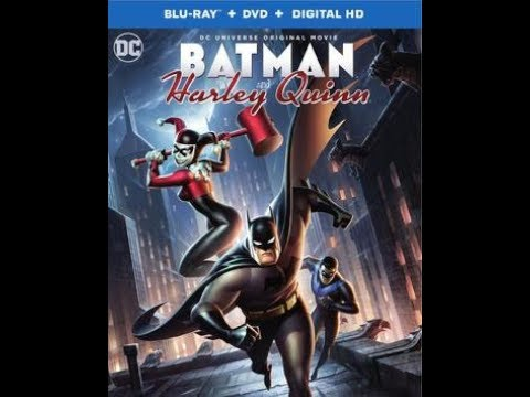 After the Movie: Batman and Harley Quinn Review