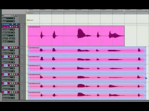 Loop Recording in Digital Performer