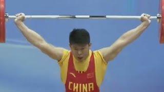 2016 Asian Weightlifting Championships, Men 85 kg \ Тяжелая Атлетика. Чемпионат Азии