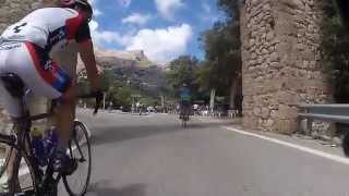 Mallorca Cycling Camp Video #11 Indoor turbo Trainer Workout 30 Minute Full HD Drift Camera