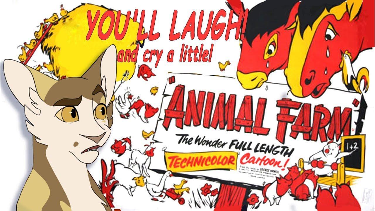 Animal Farm(1954)-Animation Pilgrimage - YouTube