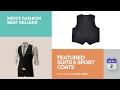 Featured Suits & Sport Coats Men's Fashion Best Sellers